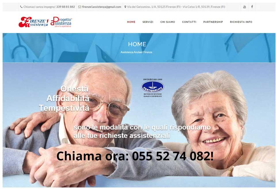 web design terni assistenza anziani firenze stefano ferri siti