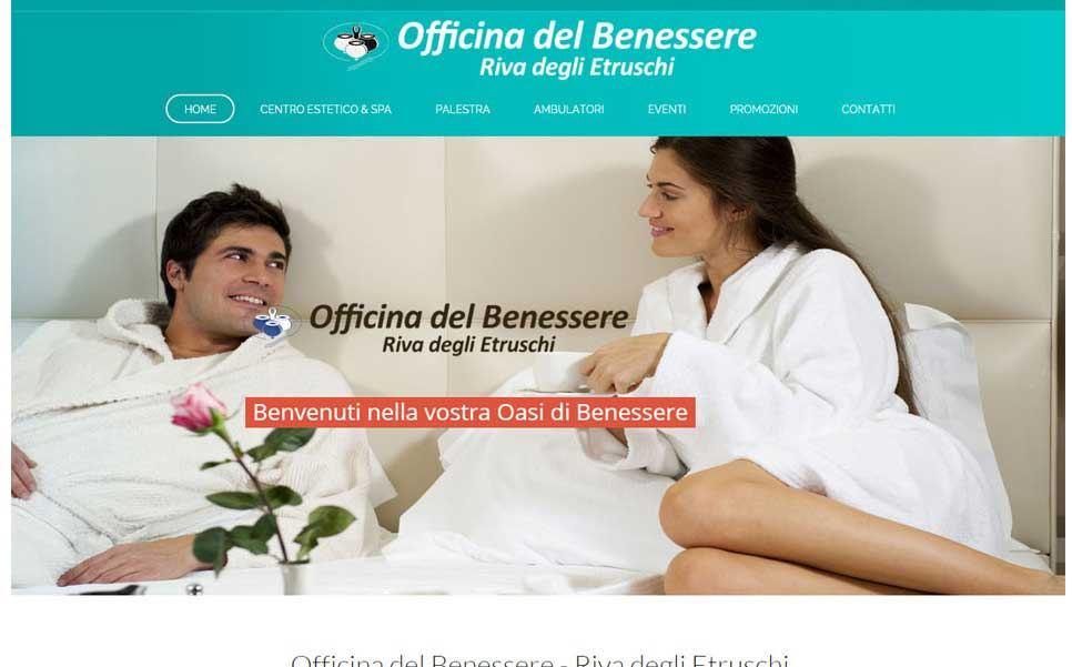 web design terni officina del benessere siti web stefano ferri firenze