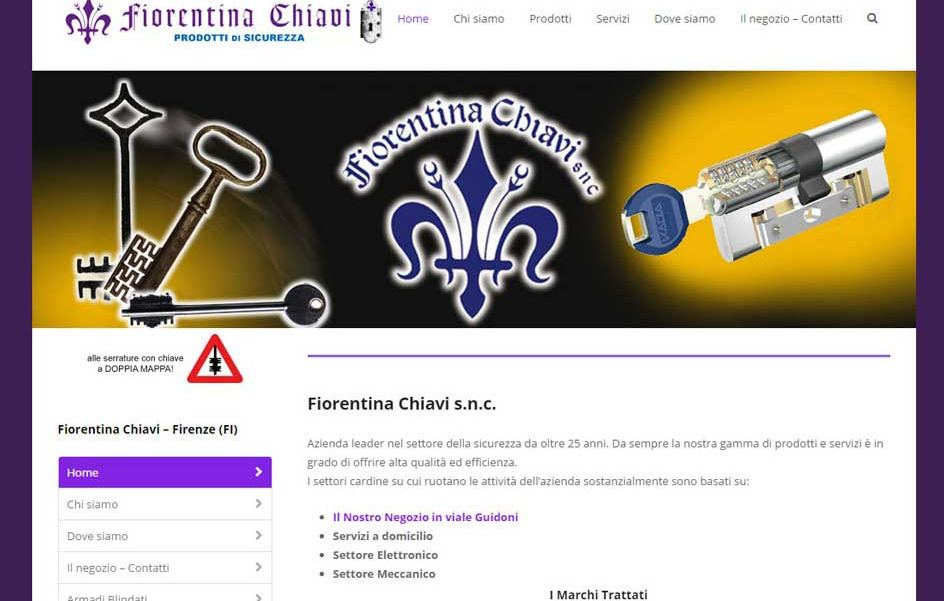 web design terni fiorentina chiavi stefano ferri siti internet