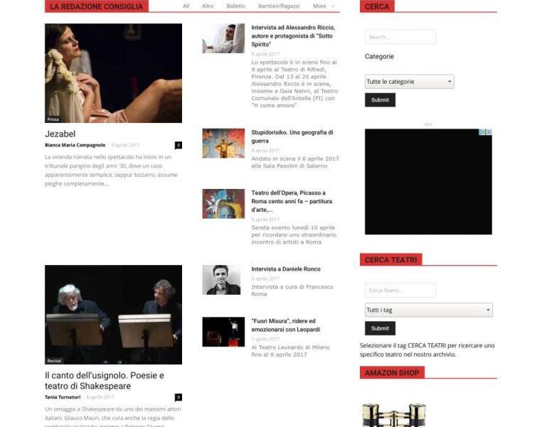 teatri on line firenze mas communication teatrionline.com